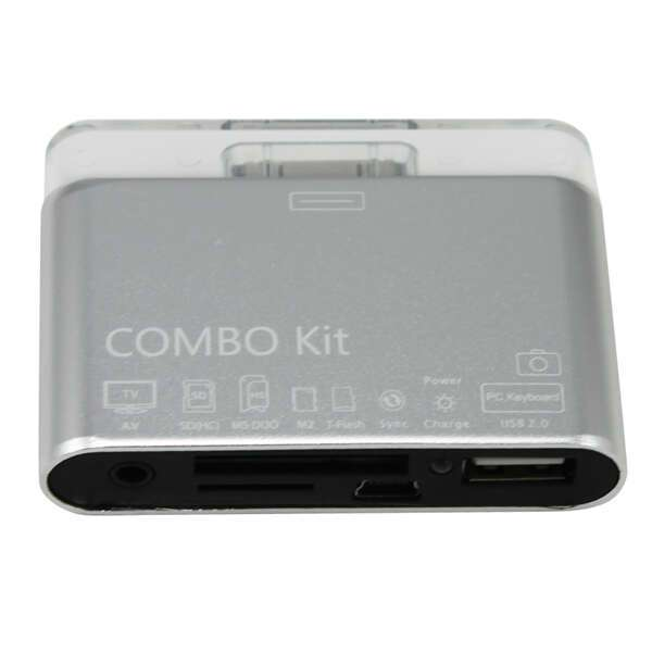 Картридер Apple Combo Kit для Apple MacBook Pro Retina