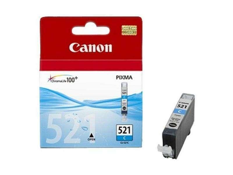 Картридж CANON CLI-521 C (cyan)