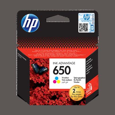 Картридж HP CZ102AE №650