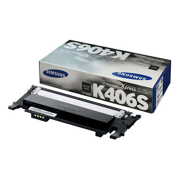 Картридж Samsung CLT-K406S/SEE