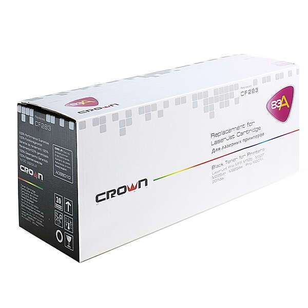 Картридж Crown CF-283 (HP М125A)