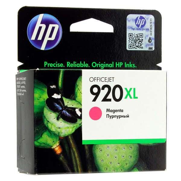 Картридж HP 920 Magenta (CD973AE)