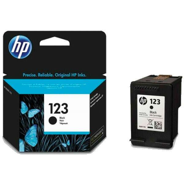 Картридж HP 123 (F6V17AE) Black