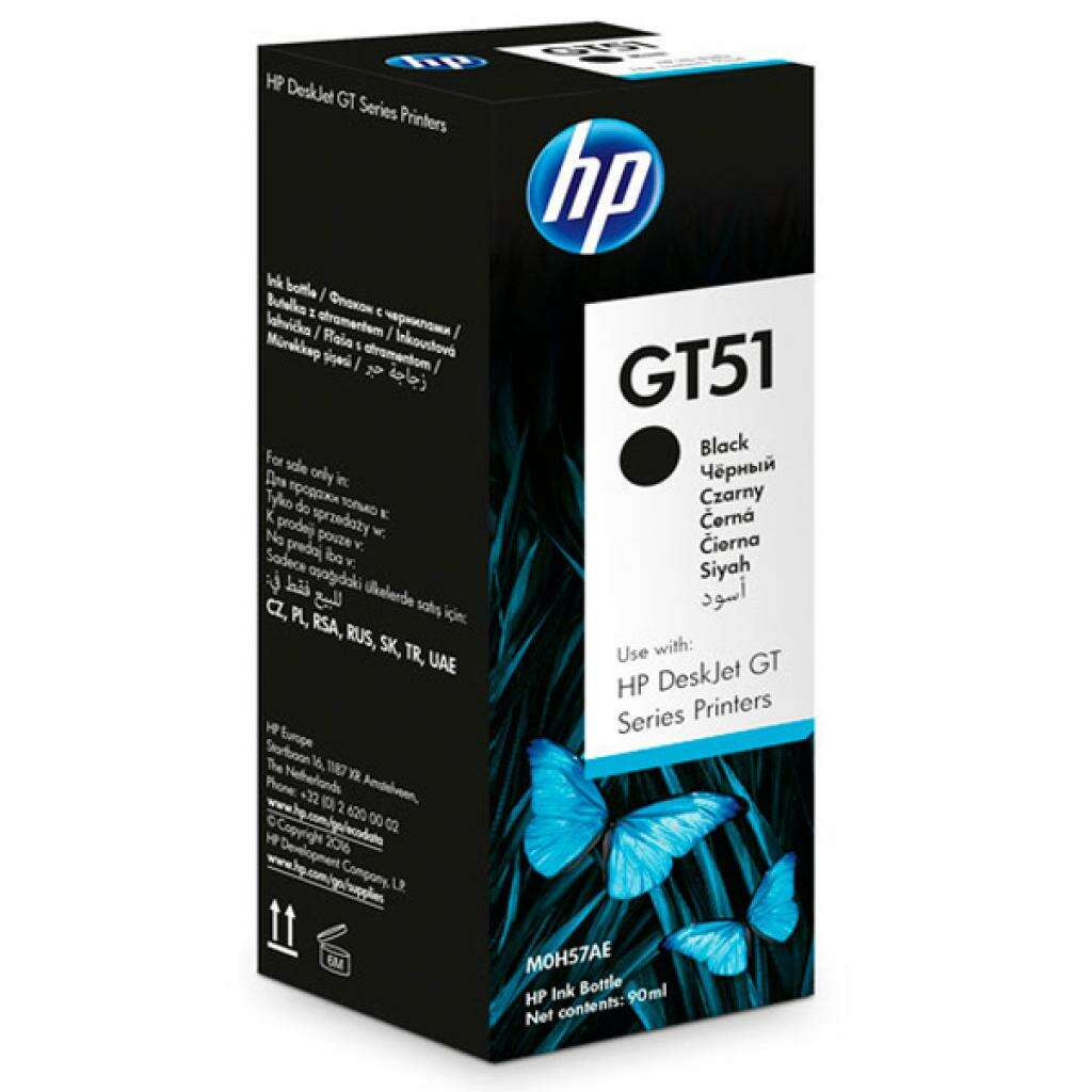 Картридж HP GT51 Black (M0H57AE)