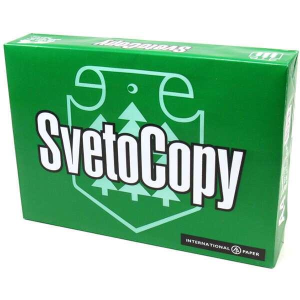 Бумага Svetocopy офисная
