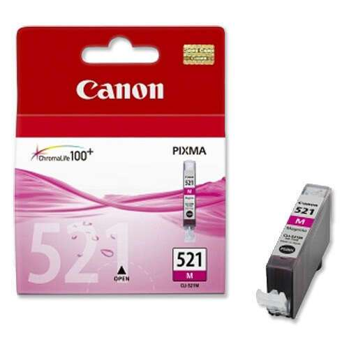 Картридж Canon CLI-521 Cyan