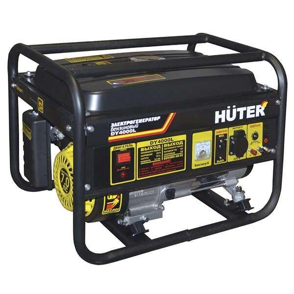 Электрогенератор Huter DY 4000L