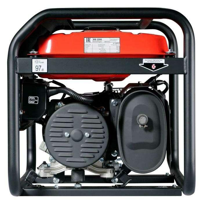Генератор Fubag BS 6600 A ES, бенз., 6 кВт, бак 25 л, 3х220В, электростарт