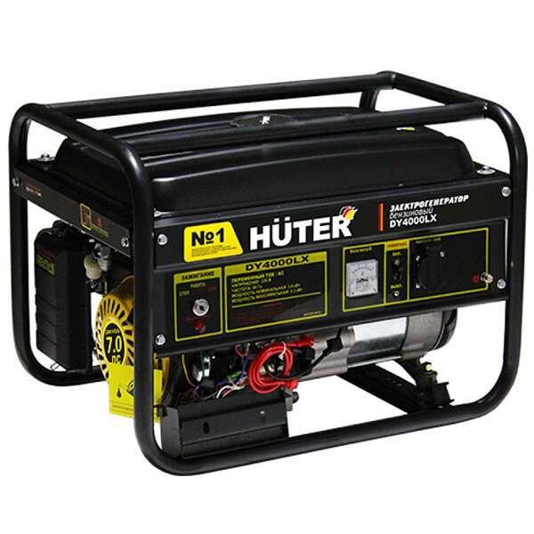 Электрогенератор-электростартер Huter DY 4000LX