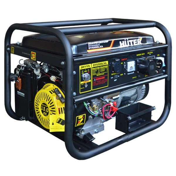 Электрогенератор Huter DY 6500LXA