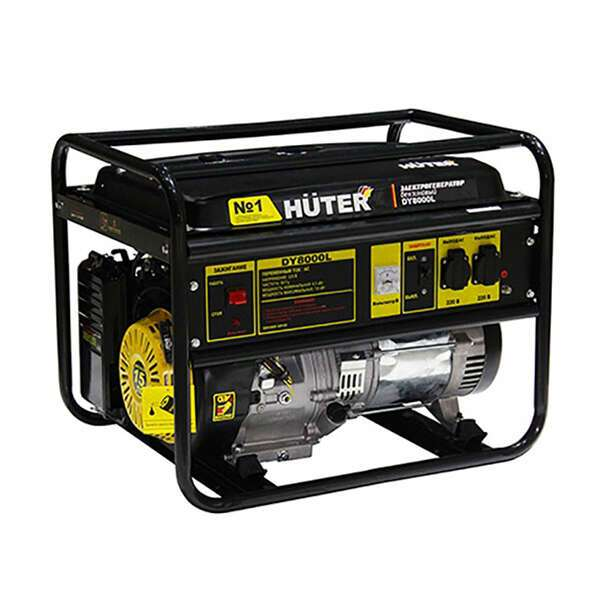 Электрогенератор Huter DY 8000L