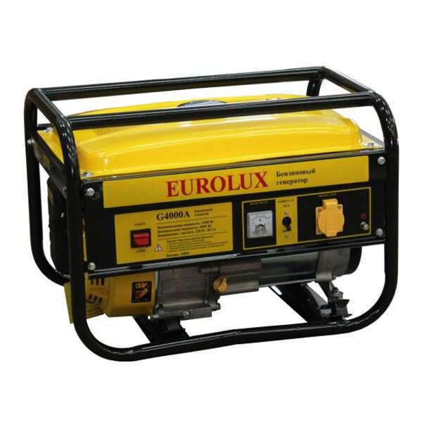 Электрогенератор Eurolux G 4000 A