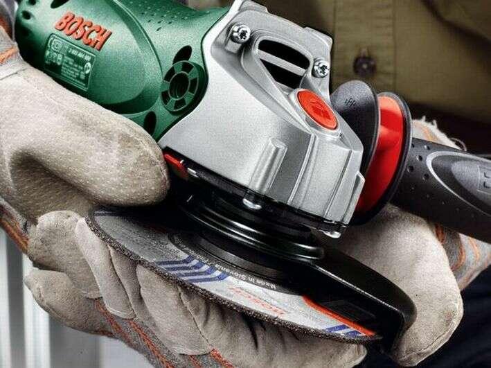 Угловая шлифовальная машина Bosch  PWS 750-125