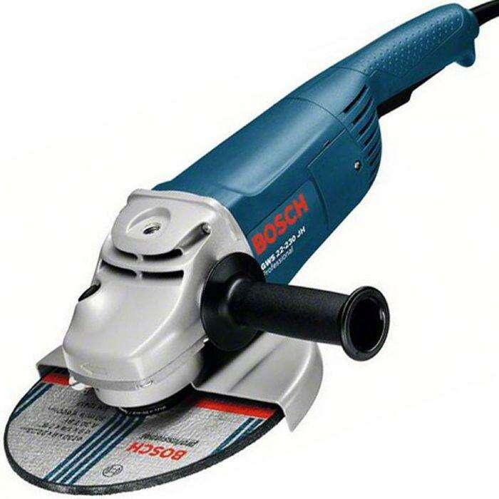 Углошлифовальная машина Bosch GWS 22-230 JH
