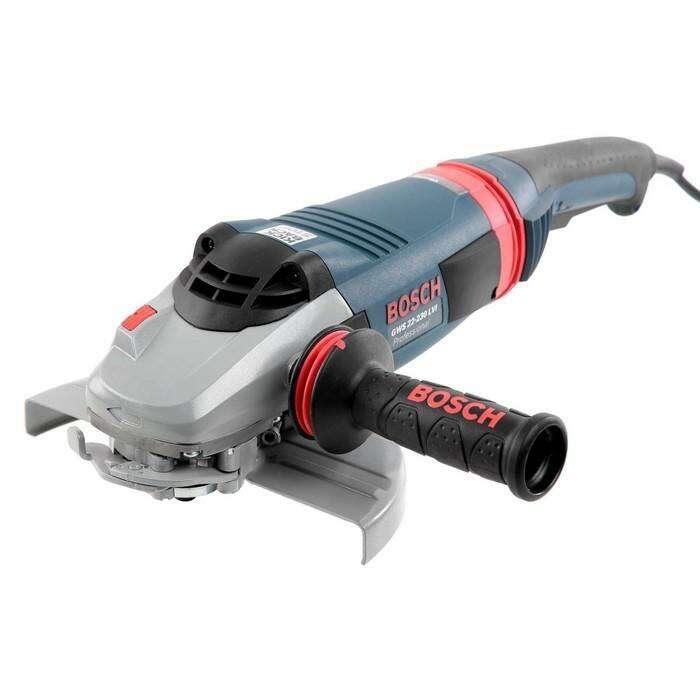 Угловая шлифмашина Bosch GWS 22-230 LVI 2200 Вт