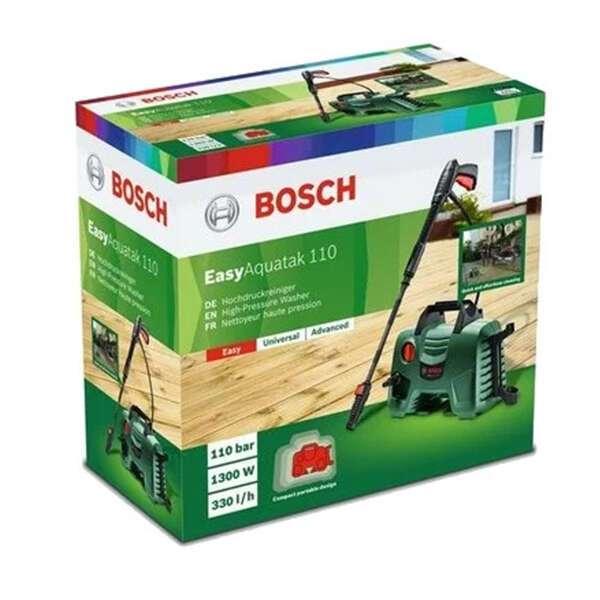 Очиститель высокого давления Bosch EasyAquatak 110