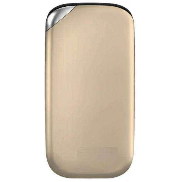 Мобильный телефон BRAVIS  F243 Folder Dual Sim (gold)