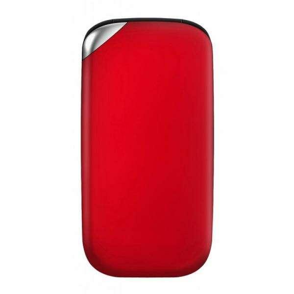 Мобильный телефон BRAVIS  F243 Folder Dual Sim (red)