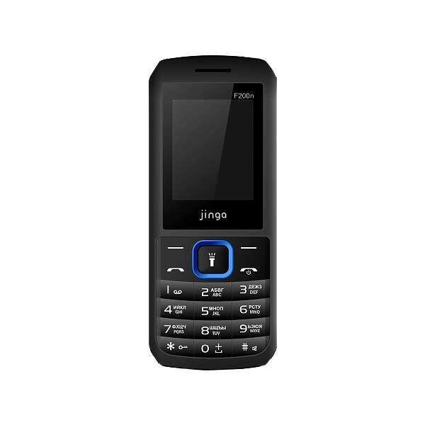 Мобильный телефон Jinga F200n (Black)