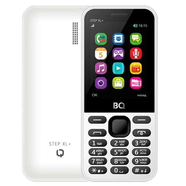 Мобильный телефон BQ 2831 Step XL+ (White)