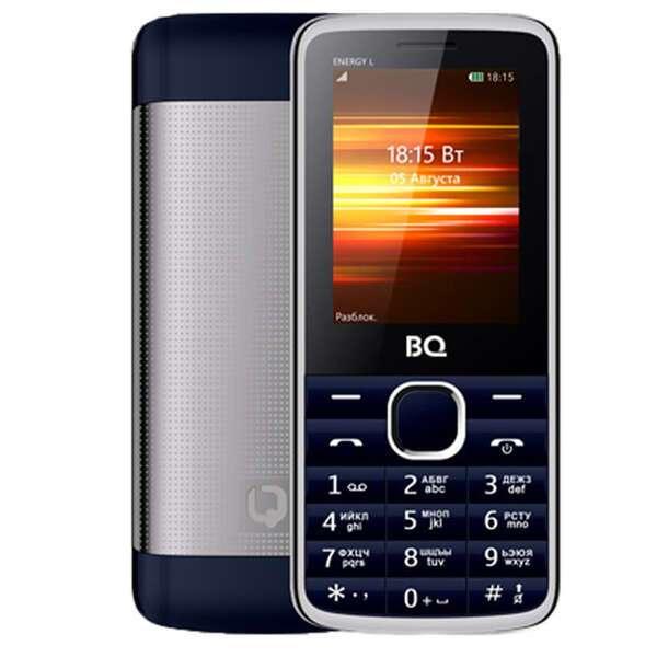 Мобильный телефон BQ 2426 Energy L (Dark blue)