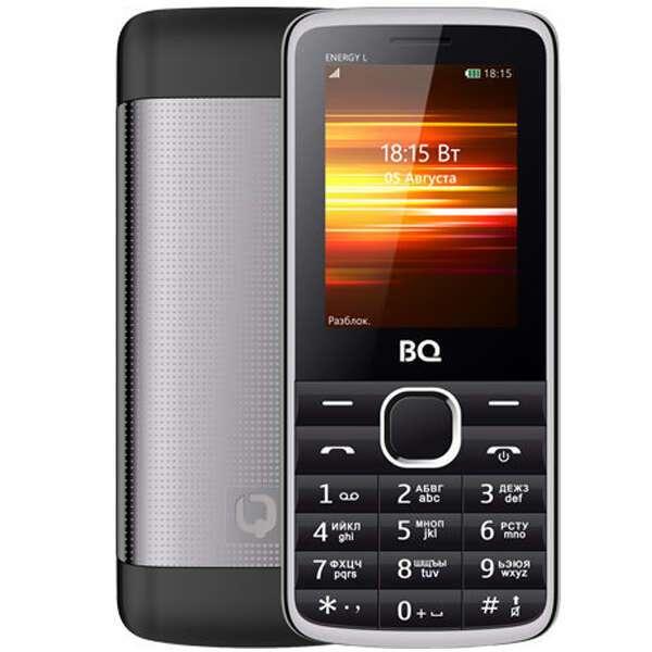 Мобильный телефон BQ 2426 Energy L (Black)