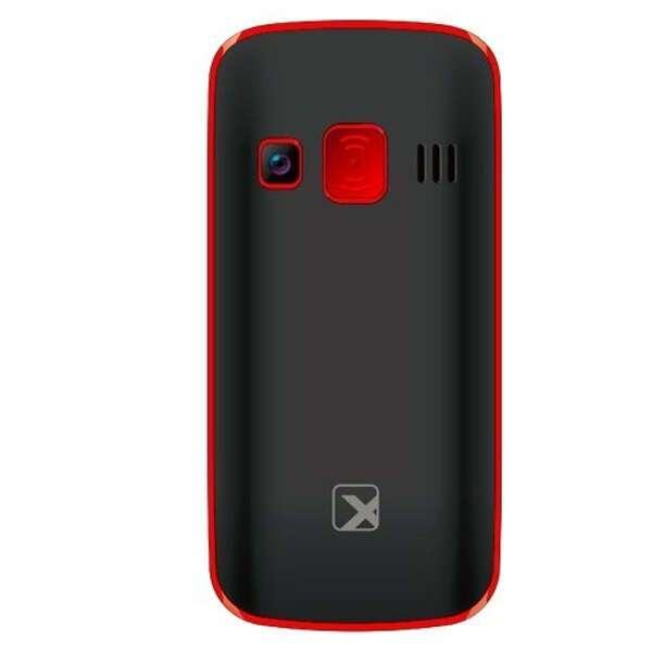 Мобильный телефон TeXet TM-B217 Red-black
