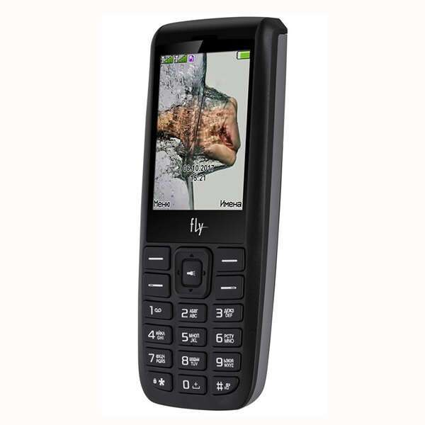 Мобильный телефон Fly FF245 (Dark Grey)