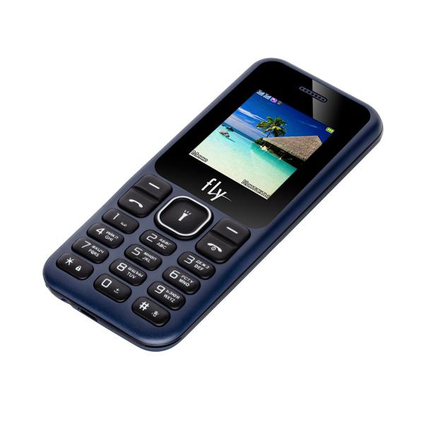 Телефон Fly FF190 Dark Blue