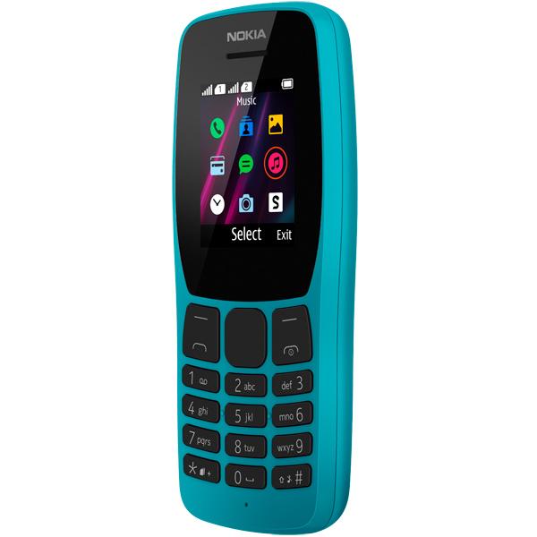 Мобильный телефон Nokia 110 (TA-1192) Blue