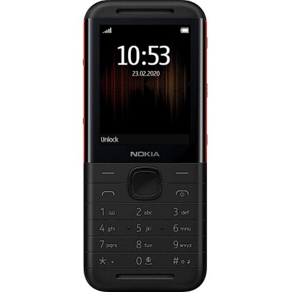 Сотовый телефон Nokia 5310 (TA-1212) Black/Red