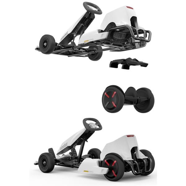 Картинг Ninebot Segway Gokart Kit White +Гироскутер Mini S-Pro White