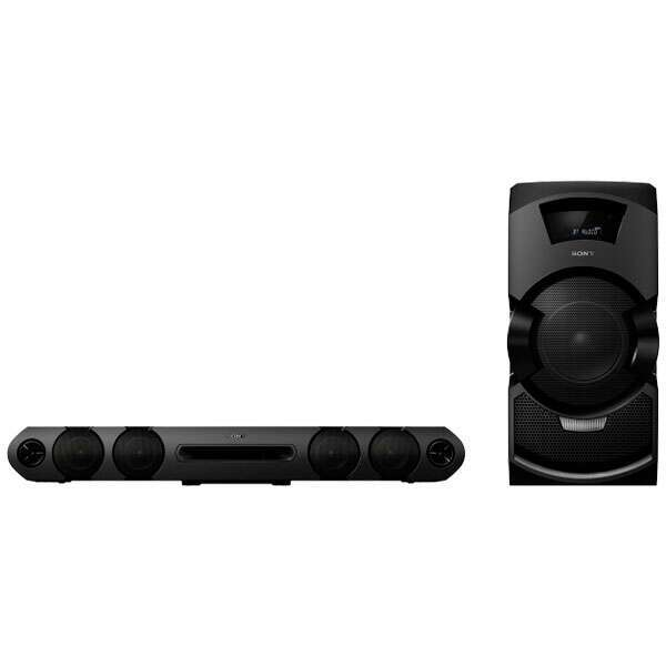 SoundBar Sony - HCD-GT3D/M+SS-GT3DP/M