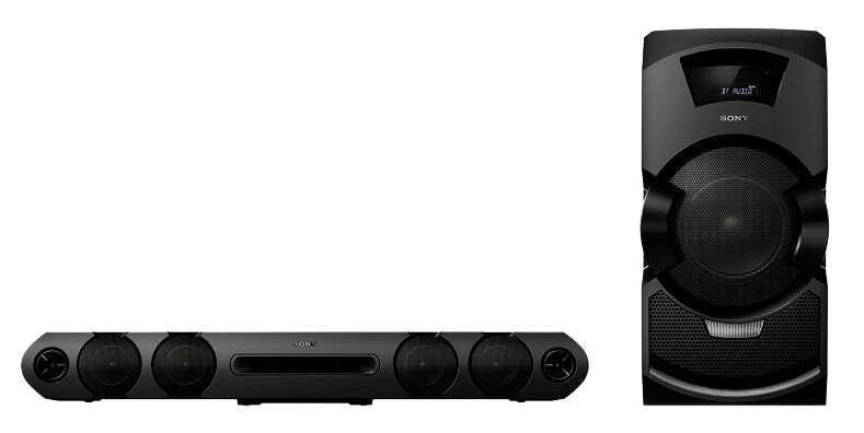 Саундбар Sony HCD-GT3D/M