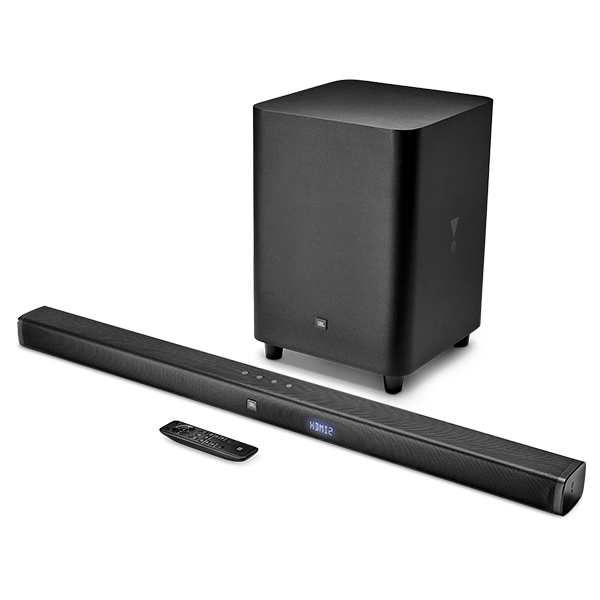 Саундбар JBL Bar 3.1 (JBLBAR31BLKUK)
