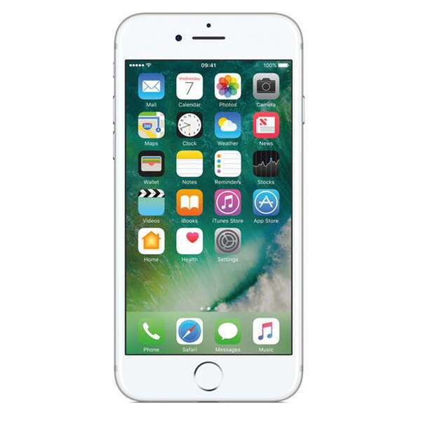 Смартфон Apple iPhone 7 Silver 32 Gb