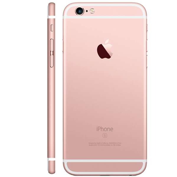 Смартфон Apple iPhone 6s (2016) 32GB Rose Gold
