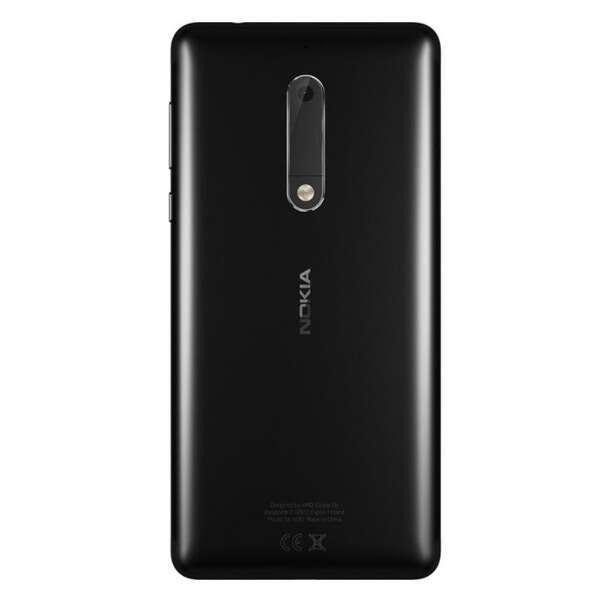 Смартфон Nokia 5 Dual Sim Black
