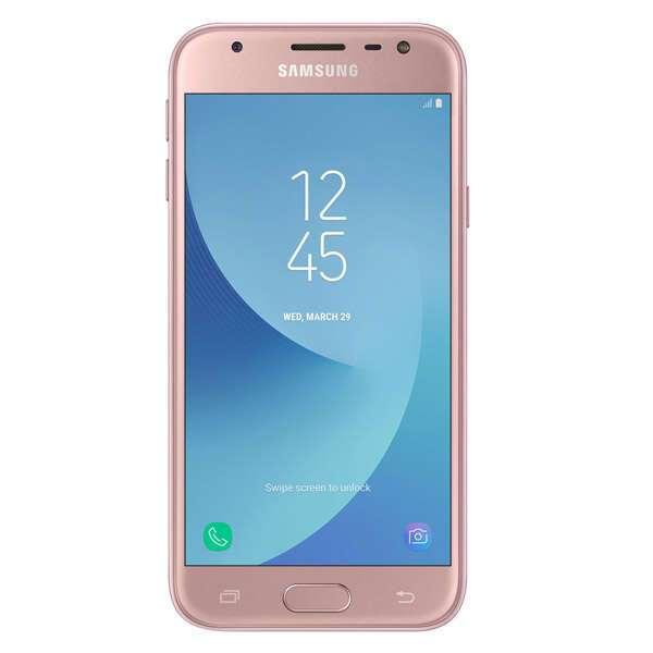 Смартфон Samsung Galaxy J3 2017 Pink