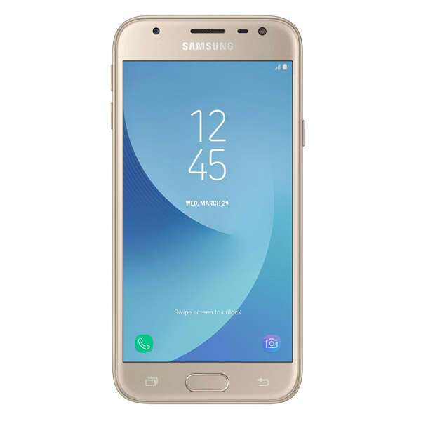 Смартфон Samsung Galaxy J3 2017 Gold