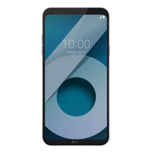 Смартфон LG Q6a (M700) Ice Platinum