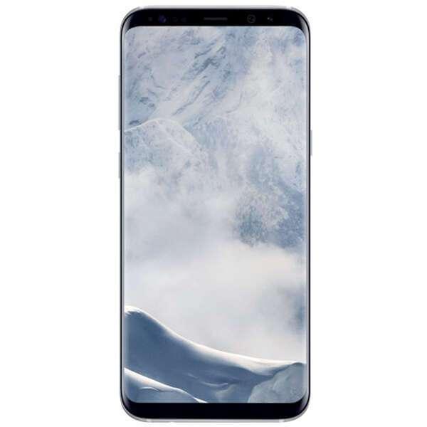 Смартфон Samsung Galaxy S8 Plus (Silver)