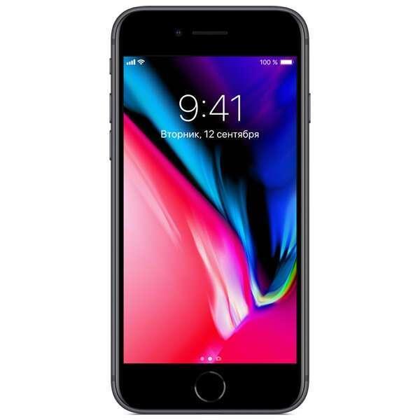 Смартфон Apple iPhone8 256GB Space Grey