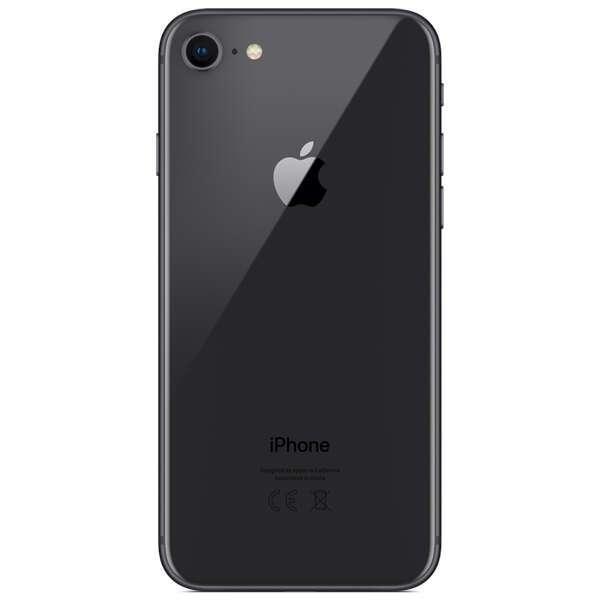 Смартфон Apple  iPhone8 64GB Space Grey (MQ6G2RM/A)