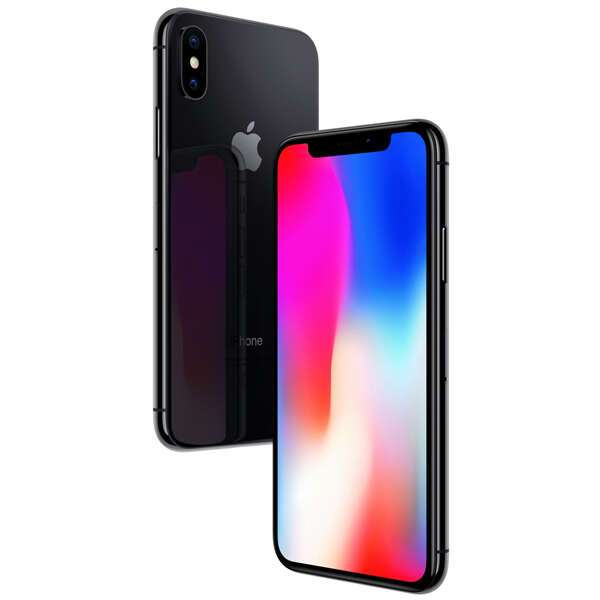 Смартфон Apple iPhone X 256GB Space Grey