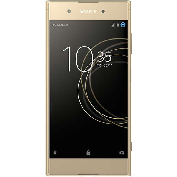 Смартфон Sony Xperia XA1 Dual Gold