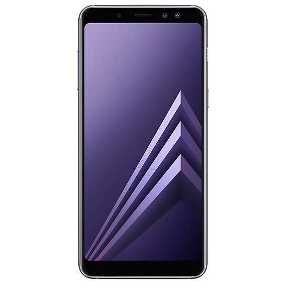 Смартфон Samsung Galaxy A8 Gray