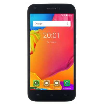 Смартфон Ergo A502 Aurum Dual Sim (black)