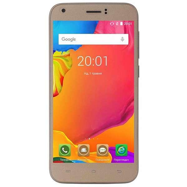 Смартфон Ergo A502 Aurum Dual Sim (gold)