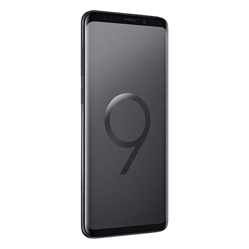 Смартфон Samsung Galaxy S9+ (Midnight Black)